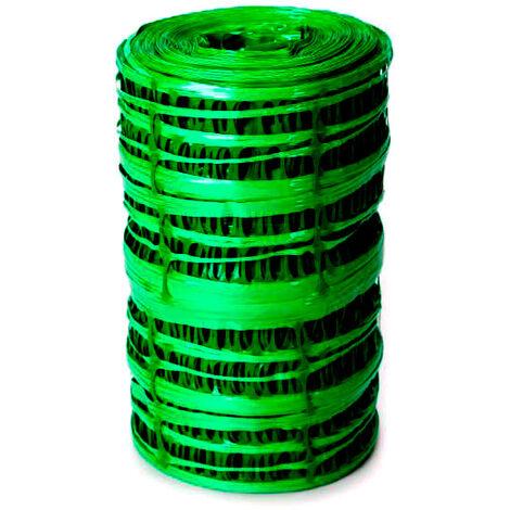 Grillage avertisseur NF vert PTT largeur 30cm - 100ml