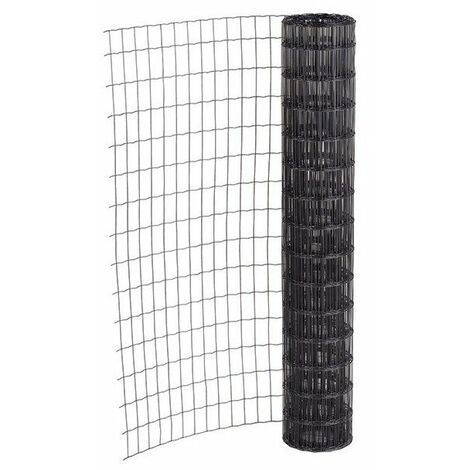 Grillage axial super 220 gris 1m20 25ml