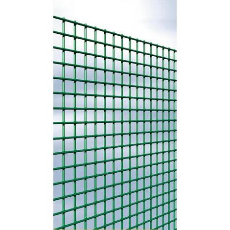 Grillage maille carrée plastifié Cavatorta