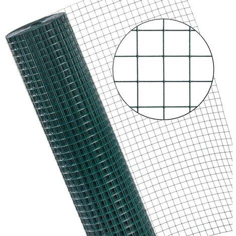 Grillage métallique de volière Grillage métallique 1x10 m Mesh taille 25x25 mm