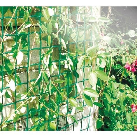 Grillage plastique plantes grimpantes - 1 x 25 m CLIMBANET
