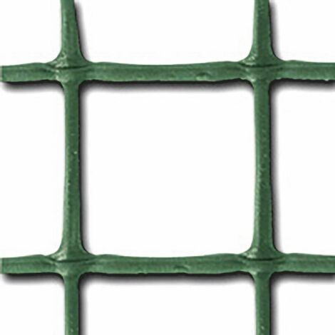 Grillage pour plante grimpante Taille 0.5 x 5 m - Vert