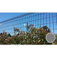 Grillage Rigide Gris - Largeur 2m - Fil 4mm - 1,23 mètre