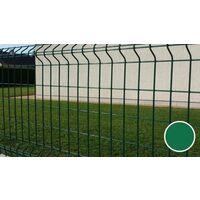 Grillage Rigide Vert - Largeur 2m - Fil 4mm - 1,73 mètre