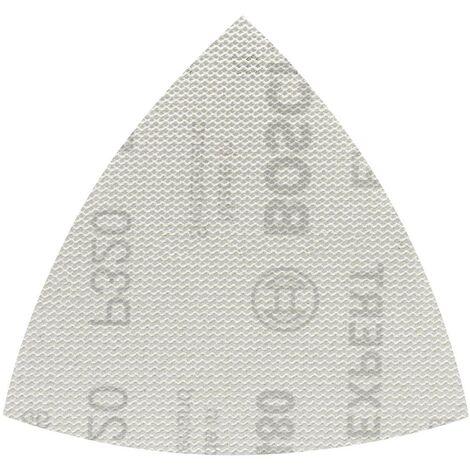 Grille abrasive pour ponceuse delta Bosch Accessories EXPERT M480 2608900723 non perforé Grain num 320 (L x l) 93 mm x