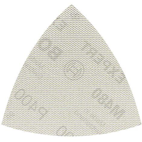 Grille abrasive pour ponceuse delta Bosch Accessories EXPERT M480 2608900724 non perforé Grain num 400 (L x l) 93 mm x