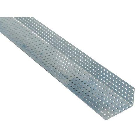 Grille anti-rongeur, largeur 30 mm, hauteur 50 mm, longueur 2,5 m, carton de 20 grilles