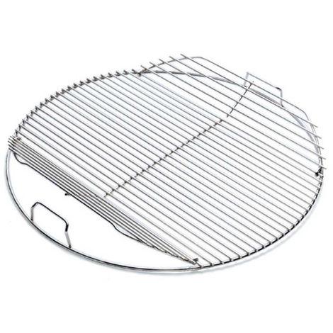 Grille barbecue Weber articulée pour barbecue Ø 47 cm
