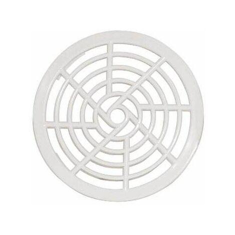Grille bonde de fond CERTIKIN, diamètre 182mm
