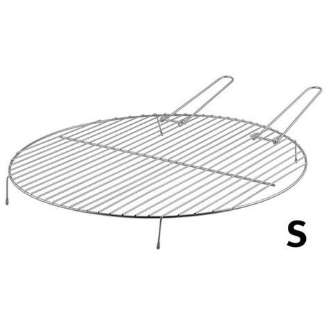 Grille brasero ou barbecue en forme de coupole diamêtre 52