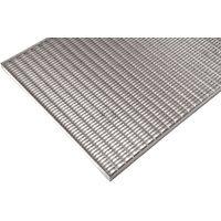 grille caillebotis industrielle maille 30/10 galvanisé 1000x700x30mm
