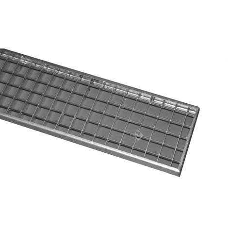 Grille caillebotis standard pour le garage 250x1000x30mm 30/30
