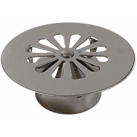 Grille cloche pour bonde receveur laiton d.85