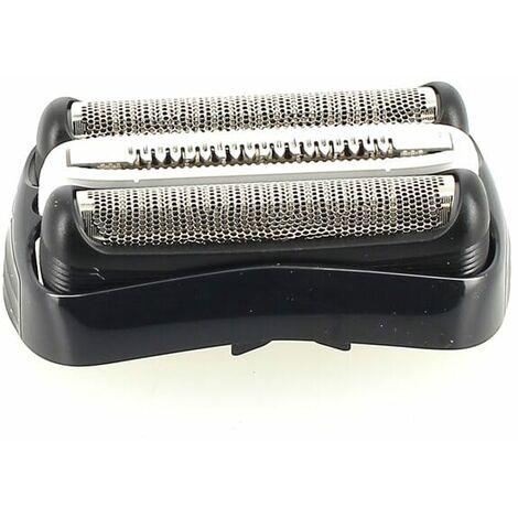 Grille + couteau 32b series 3 noire pour Rasoir Braun