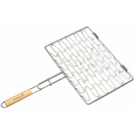 Grille de barbecue 40 x 28 cm - BARBECOOK