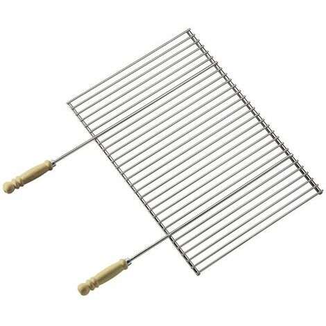 Grille de barbecue professionnelle 58.5 x 40 cm - BARBECOOK