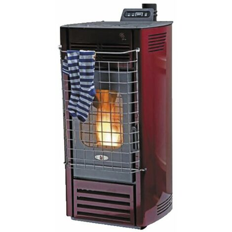 Grille de protection feu réglable 345x490mm
