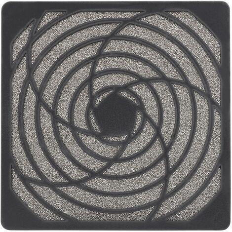 Grille de ventilation avec filtre 1 pc(s) PROFAN Technology (l x H x P) 125 x 125 x 10.1 mm plastique W763851