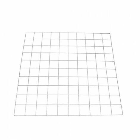 Grille gabion 1000 mm x 1000 mm fil 4.5 mm Crapal® 4