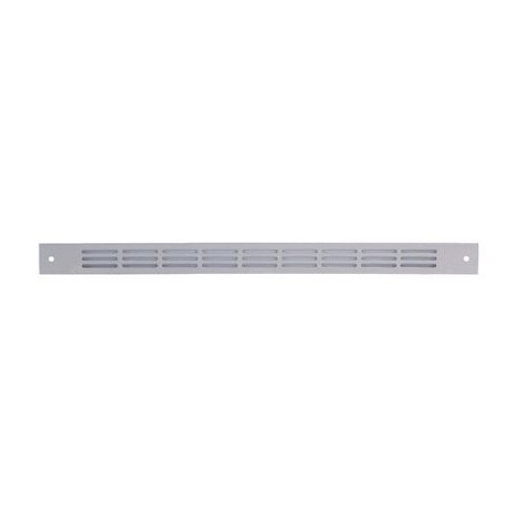 Grille plate alu 478/1 RENSON - 275 mm - argent F1 - 00047811
