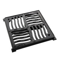Grille plate+cadre n°700 classe C250 300x300mm