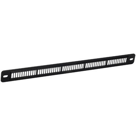 Grille plate mortaise 250x12 max.