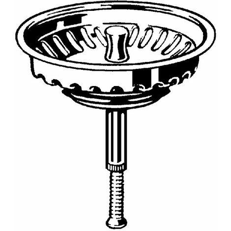 Grille pour vidage automatique pour évier - Grille pour vidage automatique évier