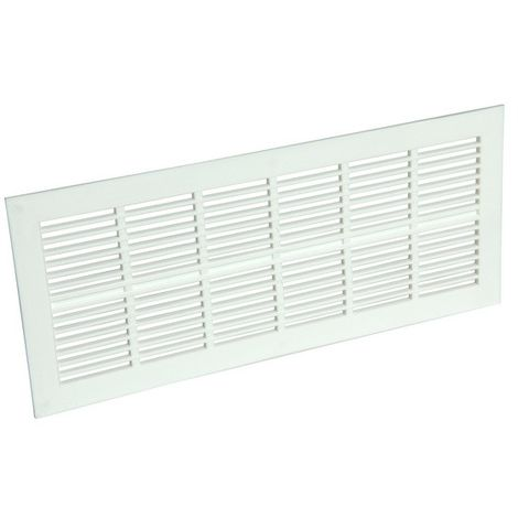 Grille sous-toit extra-plate - NICOLL