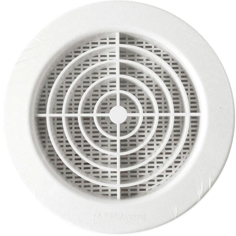 moustiquaire Grille de ventilation PVC Grille ventilation PVC traditionnelle 140x340mm /à fermeture