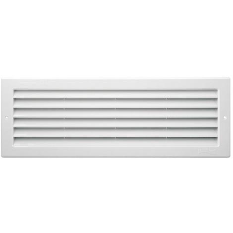 """main image of """"Grille ventilation rectangulaire PVC à encastrer"""""""