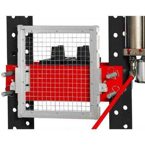 Grilles de protection pour presses hydrauliques