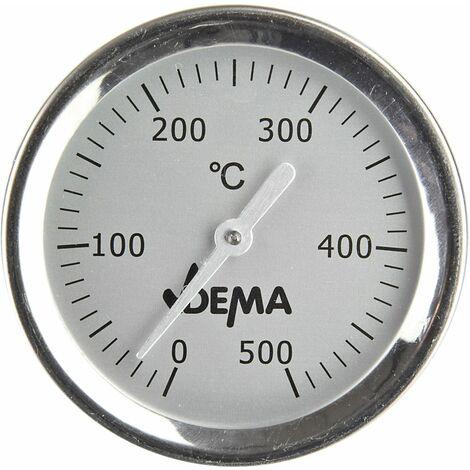 Grillthermometer DGT500 Grill Thermometer für BBQ Räucherofen Bratenthermometer