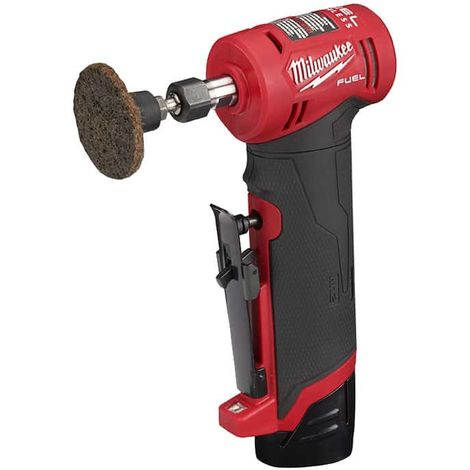 Grinder MILWAUKEE M12 FUEL FDGA-422B 2 batteries 12V -2.0Ah-4.0Ah - 1 charger 4933471439