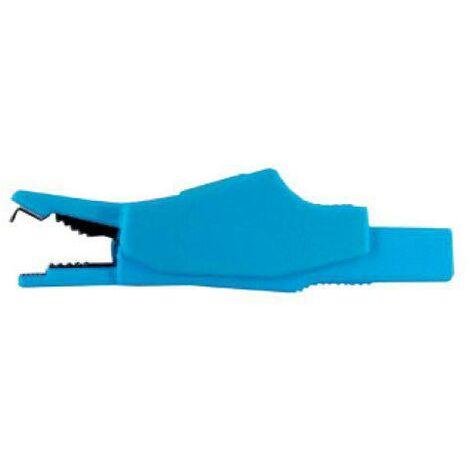 Grip-fils de sécurité Stäubli SKK-200 RT enfichable 2 mm CAT III 600 V rouge Q55748