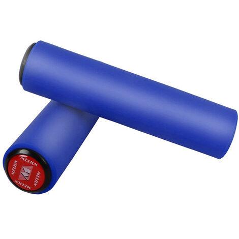 Grip Grip Silicone pour VTT Grip Grip Silicone Grip Grip, Bleu