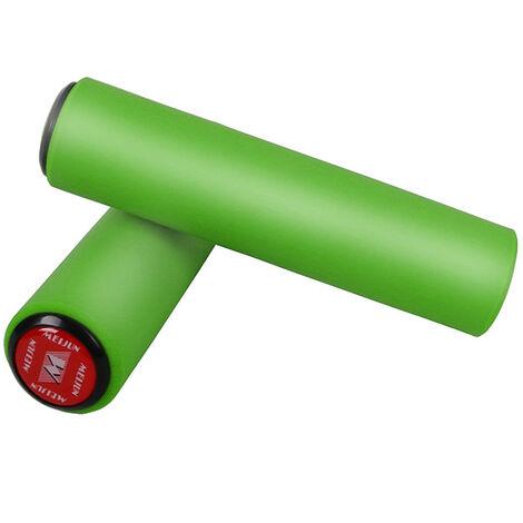 Grip Grip Silicone pour VTT Grip Grip Silicone Grip Grip, vertes
