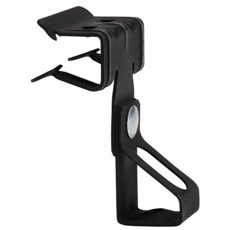 Grips Horizontaux pour tige filetée - Clip de fixation rapide sur IPN et poutre métalique - Boite de 100