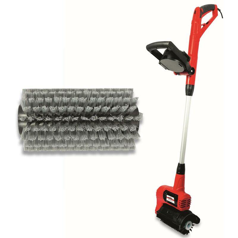 Grizzly brosse universelle universelle de nettoyage /électrique ERB 550 pour bois /élimination des mauvaises herbes et de la mousse WPC terrasses