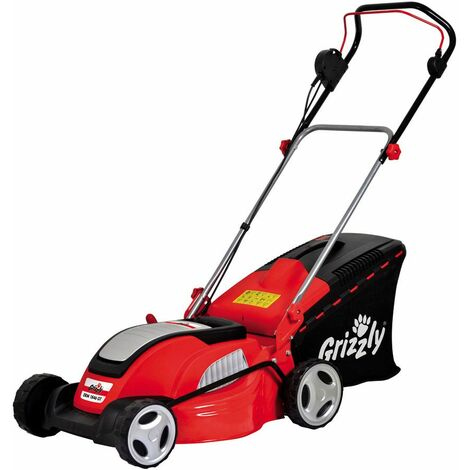 Grizzly Tondeuse électrique ERM 1846 GT avec chassis en acier, 1800 W - 72050411