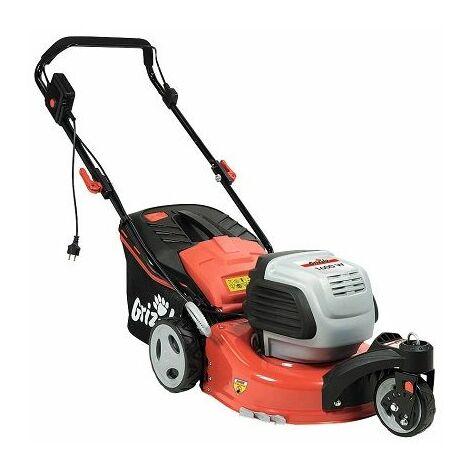 Grizzly Tools Tondeuse électrique ERM 1642 Trike, 1600 W - 72050501