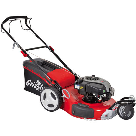 Grizzly Tosaerba a benzina BRM 56-161 BSAT motore Briggs & Stratton