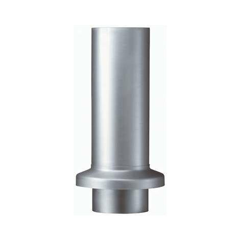 Schiebemuffe Zink NW 105mm