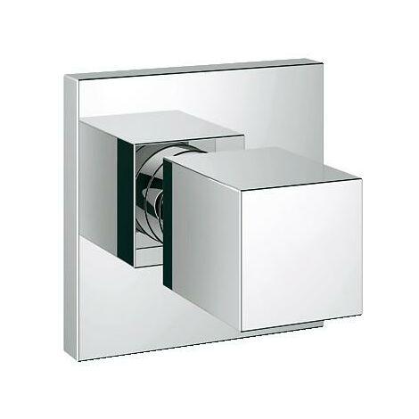 GROHE 19 910 000 Cube llave de paso UNIVERSAL p.ext.
