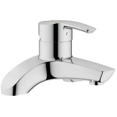 Grohe 25100 Eurostyle Deck Mounted Single Lever Bath Filler Low Pressure Systems