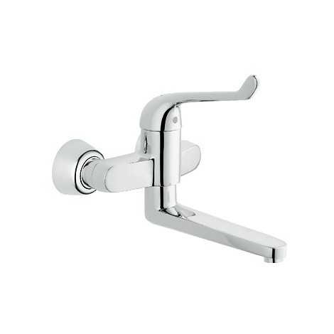 GROHE 32 793 000 Euroeco Special Lavabo Mural Caño Largo