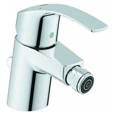 Grohe 32926002 Eurosmart ES Waschtisch-Einhebelmischer mit Ablaufgarnitur, S-Size, chrom