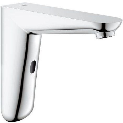 GROHE 36274000 Euroéco Cosmopolitan E Façade robinet lavabo infrarouge à pile Argent