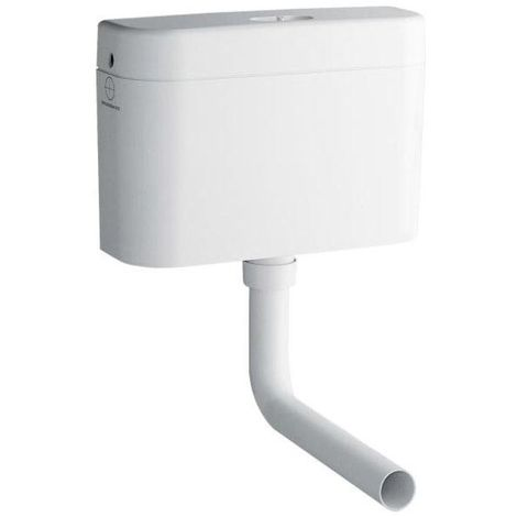 Grohe 37762SH0 Adagio Concealed Cistern 6L White