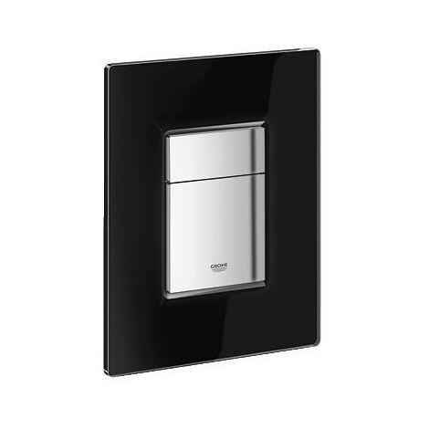 GROHE 38 845 KS0 Skate Cosmo cristal negro DF WC