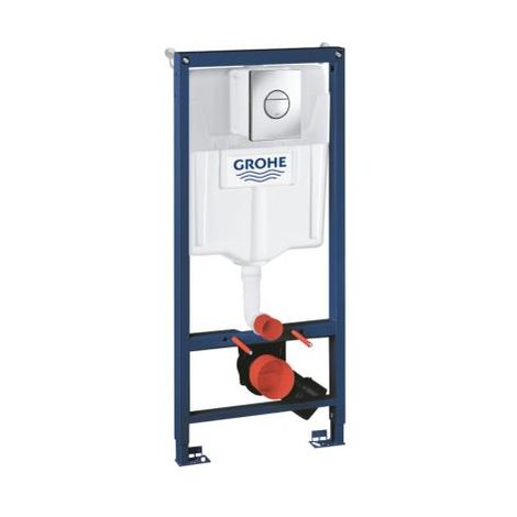 GROHE 38860000 Rapid SL 3 IN 1 Set 1.13M installation height